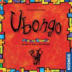 Ubongo boardgame