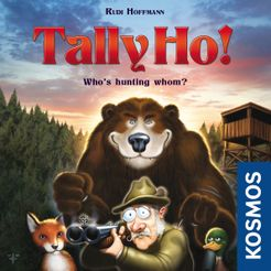 Tally Ho boardgame