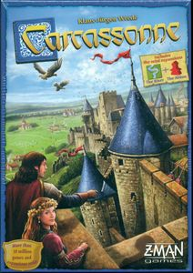 Carcassonne box cover art