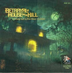 Betrayal at House on the Hill box cover art