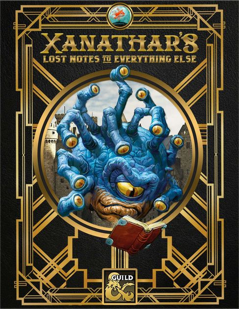 Xanathar's Guide to Everything -- new mechanical expansion