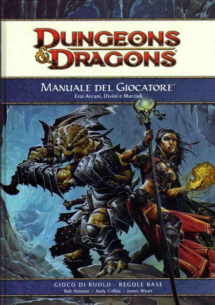 Manuale Del Giocatore Dd 35 Download Ita