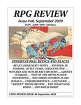 Issue: RPG Review (Issue 48 - September 2020)