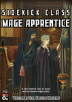 RPG Item: Sidekick Class: Mage Apprentice