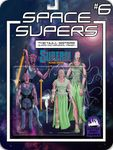 RPG Item: Space Supers #06: The Null Sisters (Supers!)