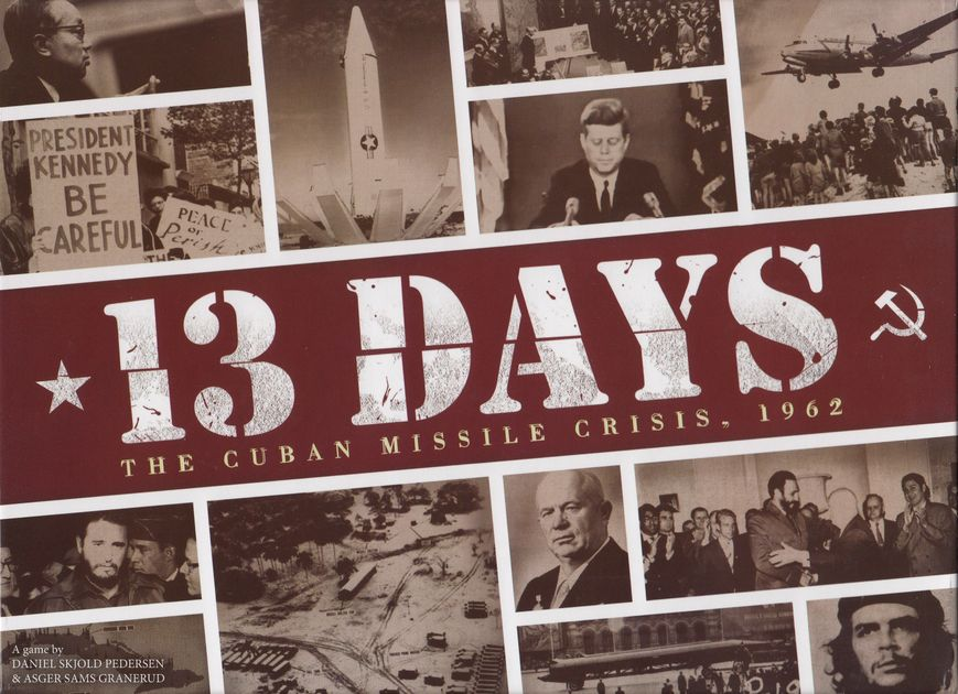 thirteen days the cuban missile crisis The cuban missile crisis was probably the hot spot in the cold war for 13 days  in october 1962 the world appeared to stand on the brink of nuclear war.