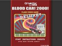Video Game: Blood Car! 2000! Deluxe!