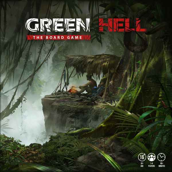 Green Hell: the Board Game