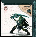 RPG Item: Hazoul