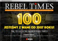 Issue: Rebel Times (Issue 100 - Jan 2016)
