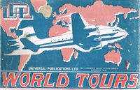 Board Game: World Tours