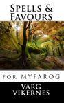 RPG Item: Spells & Favours for MYFAROG
