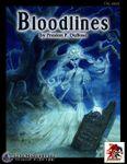 RPG Item: Bloodlines (Savage Worlds)