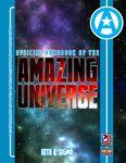 RPG Item: Official Handbook of the Amazing Universe: Iota & Sigma