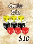 Board Game Accessory: Time of Legends: Joan of Arc – Extra Dice