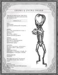 RPG Item: Gnuma