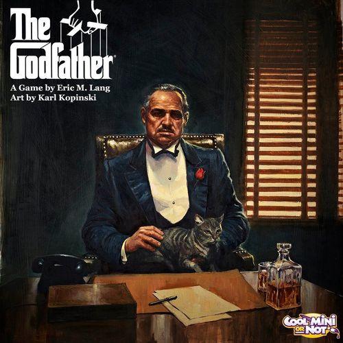 Board Game: The Godfather: Corleone's Empire