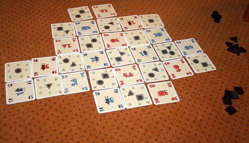 Board Game: Samurai: The Card Game