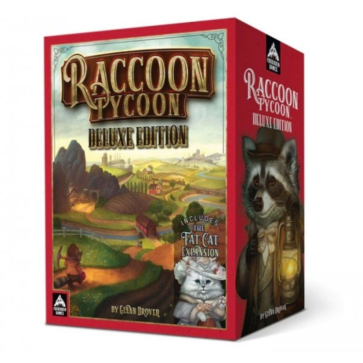 Raccoon Tycoon: Deluxe Edition