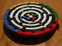 Board Game: Stadium Checkers