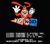 Video Game: Yo! Noid