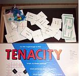 Board Game: Tenacity