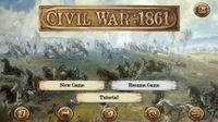 Video Game: Civil War: 1861