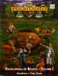 RPG Item: Hacklopedia of Beasts Volume I: Aarakians to Cats, Great