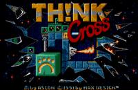 Video Game: Th!nk Cross