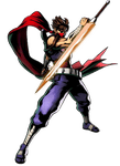 Character: Strider Hiryu