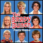Board Game: The Brady Bunch Party Game