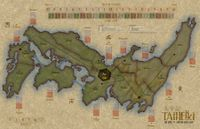 Board Game: Warriors of Japan: A Country Aflame 1335-1339