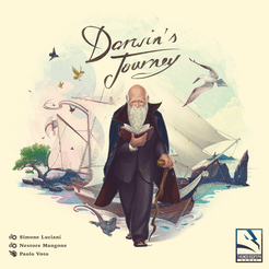 Darwin's Journey Cover Artwork