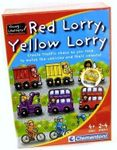 Board Game: Red Lorry, Yellow Lorry