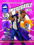 RPG Item: Improbable Tales 11: The Sugar Hill Invasion