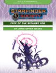 RPG Item: Starfinder Society Season 2-00: Fate of the Scoured God