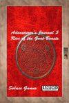 RPG Item: Adventurer's Journal 5: Rise of the Goat-Beasts (Legend)