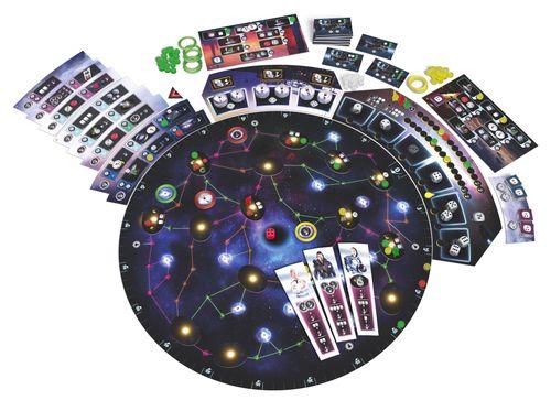 Board Game: Pulsar 2849