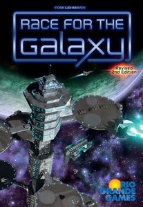 Race for the Galaxy Cover Artwork