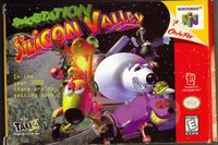 Video Game: Space Station Silicon Valley