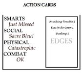RPG: Action Cards