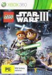 Video Game: LEGO Star Wars III: The Clone Wars