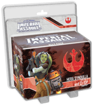 Board Game: Star Wars: Imperial Assault – Hera Syndulla and C1-10P Ally Pack