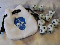 RPG Item: Promethean: The Created Dice Set