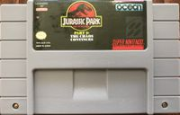 Video Game: Jurassic Park 2: The Chaos Continues