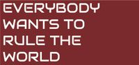 RPG: Everybody Wants to Rule the World