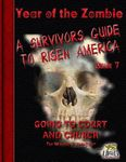 RPG Item: A  Survivors Guide to Risen America Issue 07: Going to Court and Church