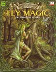 RPG Item: Fey Magic: Dreaming the Reverie