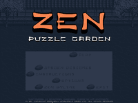 Video Game: Zen Puzzle Garden