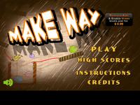 Video Game: Make Way